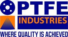 PTFE Industries Logo